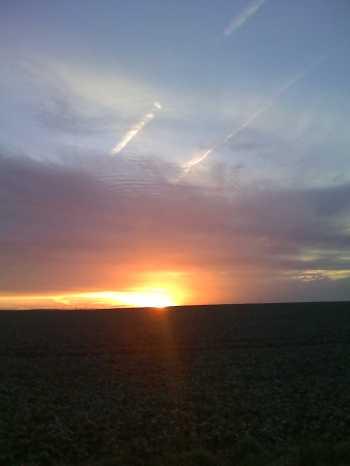 Himmel Sonne Wolken
