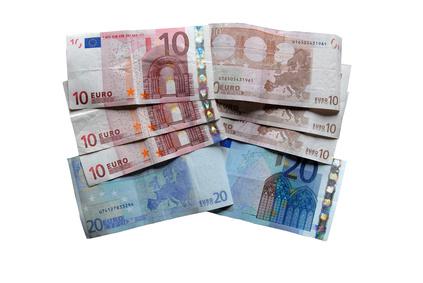 euros Geld