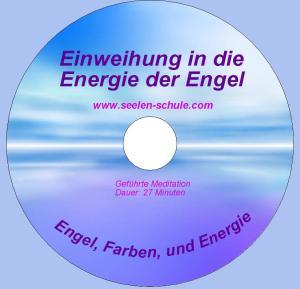 Einweihung in Engel Energie