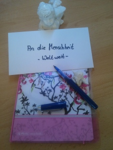 Brief an die Menschheit